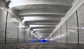 Tunnel end Stock Photos