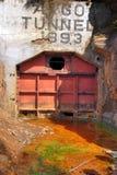 Tunnel et mine d'Argo image libre de droits