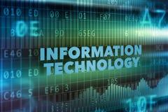 tunnel för teknologi för digital om flicka för begrepp bärbar dator för information lysande Fotografering för Bildbyråer