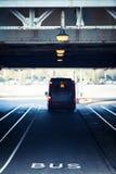 Tunnel för väg för stålstråle Royaltyfri Fotografi