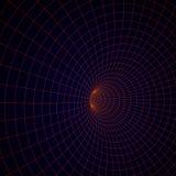 tunnel för vektor 3d Royaltyfri Bild