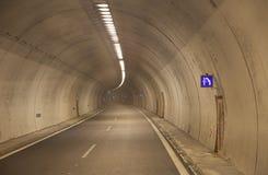 Tunnel-Hilfe Lizenzfreie Stockfotos