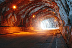Tunnel Royalty Free Stock Image