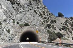 Tunnel isolé Photos libres de droits