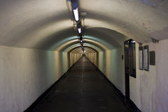 Tunnel Royalty Free Stock Photos