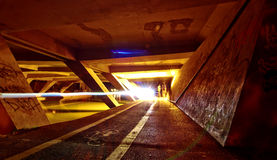 Tunnel Light Royalty Free Stock Image