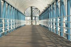 Tunnel pour le piéton Images libres de droits