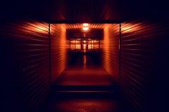 Tunnel près à la place rouge de Moscou Photo stock