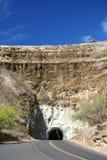 Tunnel principal Hawaï de diamant Photos libres de droits