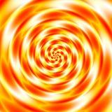 Tunnel psychopathe abstrait coloré Image libre de droits