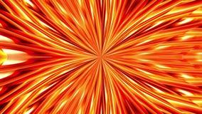Tunnel - raggi del sole royalty illustrazione gratis