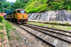 Tunnel railway Royalty Free Stock Photography