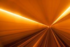 Tunnel sotterraneo Immagini Stock Libere da Diritti