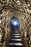 Tunnel-Strand-Weg Dunedin Neuseeland Lizenzfreie Stockfotos