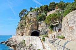 Tunnel to Monaco Stock Photo
