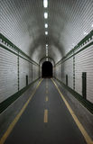 Tunnel to nowhere Stock Images
