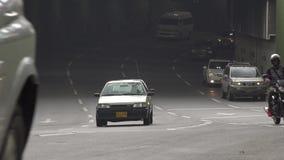 Tunnel Traffic, Rush Hour stock video