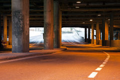 Street Tunnel Royalty Free Stock Photos