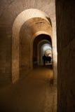 Tunnel van Sejanus stock foto