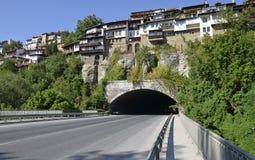 Tunnel Veliko Yantra Stock Photos
