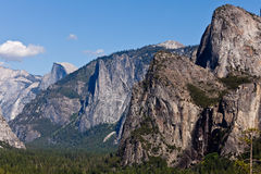 Tunnel View Royalty Free Stock Photography