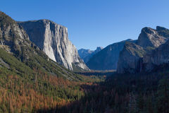 Tunnel View Royalty Free Stock Photo
