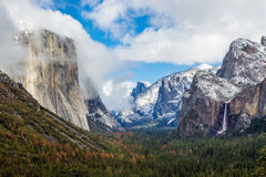 Tunnel View Royalty Free Stock Photos