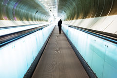 Tunnel vision Royalty Free Stock Photo