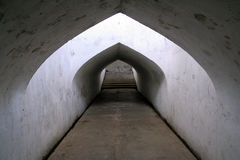 Tunnel in Yogya Stock Photos