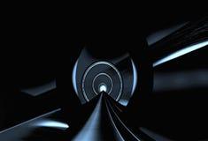 tunnelbana stock illustrationer