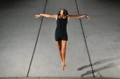 tunnelbana för 22 dans Fotografering för Bildbyråer