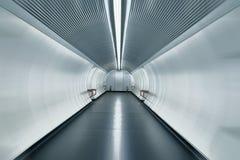 Tunnelbana för tunnelbanastation Royaltyfri Bild