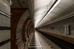 Tunnelbana gångtunnel Royaltyfri Foto