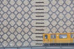 Tunnelbana i Berlin royaltyfria bilder