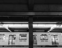 Tunnelbana Mexico - stad arkivbilder