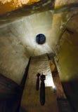 Tunnelbanan bombarderar Arkivfoto