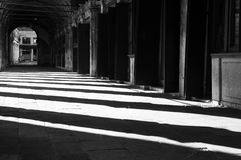 Tunnelen i mitt minne Fotografering för Bildbyråer