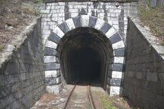 Tunnelingång Royaltyfria Bilder