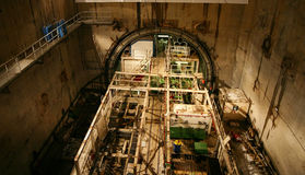 Tunneling system Stock Image