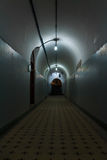 Tunnelmanier Royalty-vrije Stock Fotografie