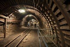 tunnels Royalty-vrije Stock Afbeeldingen