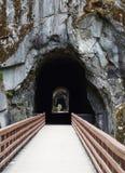 tunnels photos libres de droits