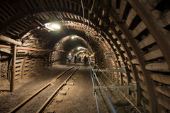 Tunnels Royalty Free Stock Images