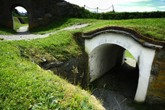 Tunnels and footpaths Stock Images
