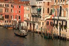 Tunnels in Venedig Lizenzfreie Stockfotos