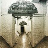 Tunnelvisie Royalty-vrije Stock Foto's