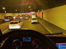 Tunnelvision Lizenzfreie Stockfotografie