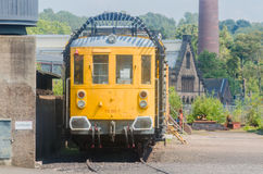 Tunnesl trolley, railway Royalty Free Stock Photos