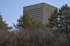 Tunneys paśnika biura wierza w Ottawa, Kanada Fotografia Royalty Free