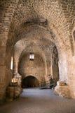 Tunnland Israel - citadell och fängelse Royaltyfria Foton